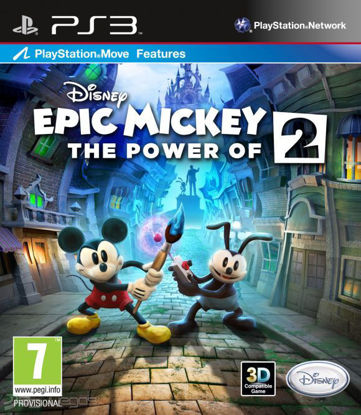 Imagen de EPIC MICKEY 2 THE POWER OF TWO
